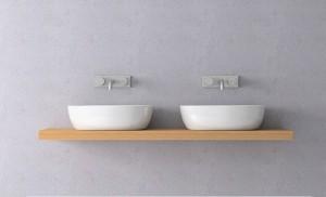 Umywalki w łazience